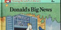 Donald's Big News