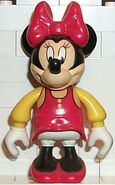 Minnie Mouse Lego