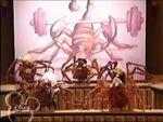 Village spiders