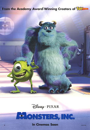 File:Movie poster monsters inc 2.jpeg