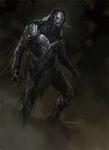Dark Elves Concept Art VIII