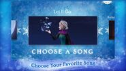 Image Choose our let it go song