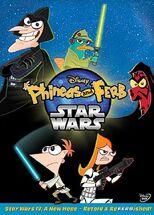 PhineaAndFerb StarWarsDVD