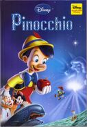 Pinocchio wonderful world of reading hachette