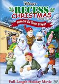 Recess Christmas DVD