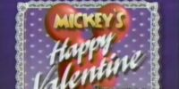 Mickey's Happy Valentine Special