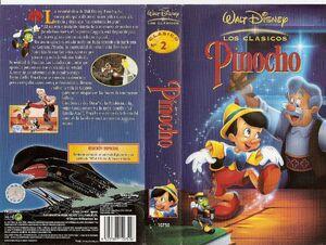 VHS 2 - Pinocho