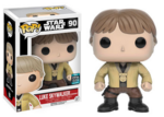Funko Pop SW Celebration Exclusive Ceremony Luke