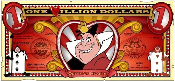 File:Queen of Hearts's One Villain dollar bill.jpg