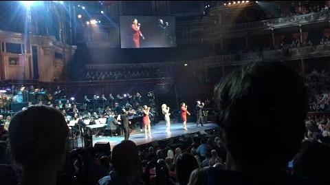 Frozen The Musical PREVIEW - LET IT GO - Disney's Broadway Hits - Royal Albert Hall
