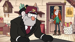 Gravity Falls S2e5 Wendy questions Stan