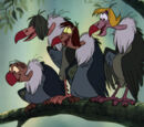 Buzzie, Flaps, Ziggy and Dizzy