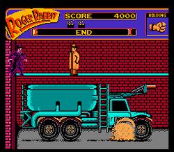 Who Framed Roger Rabbit for NES screenshot
