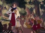 Watching Snow White Leave