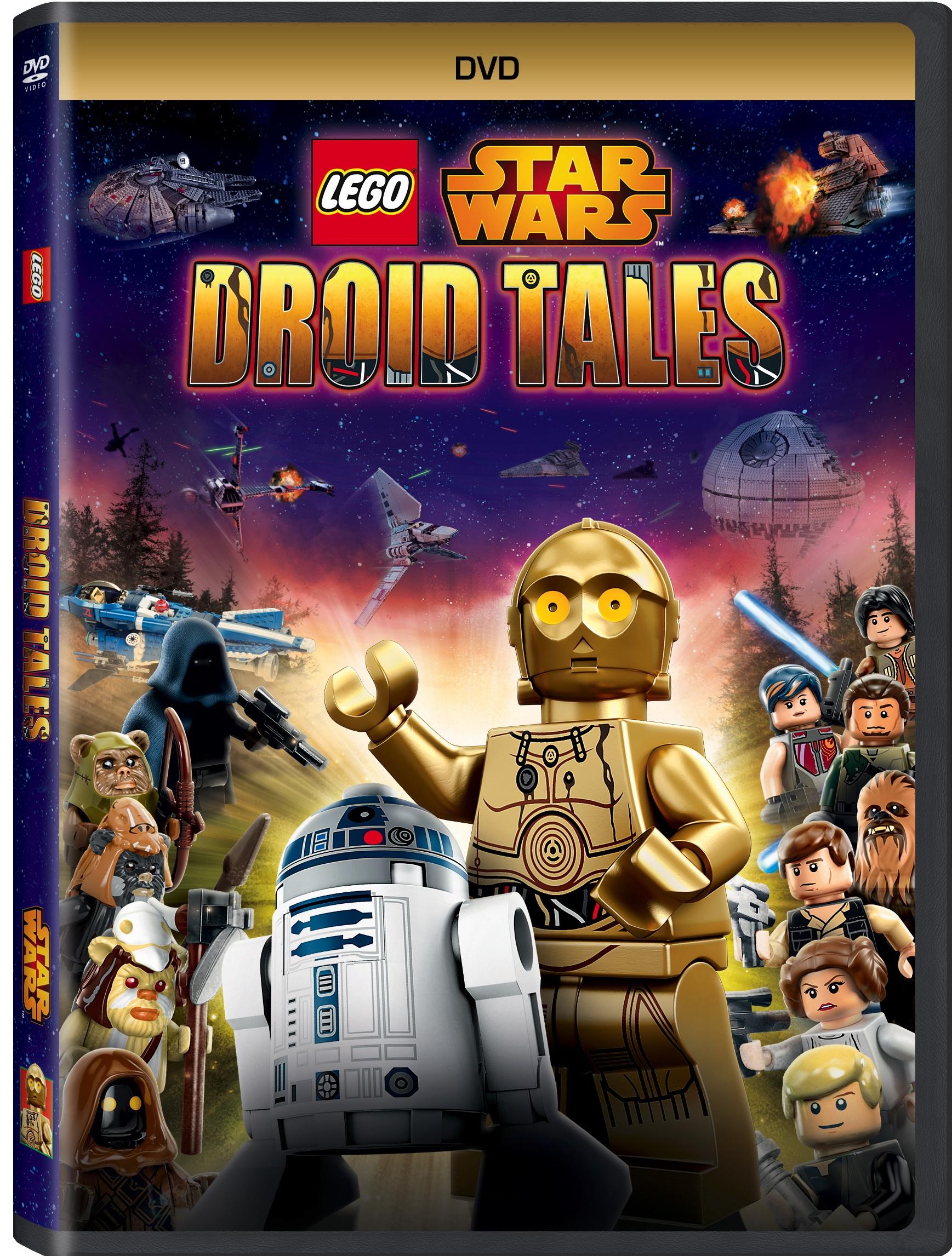 Lego star wars droid tales disney wiki fandom powered - Bd lego star wars ...
