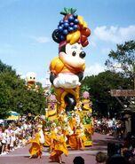 Fruit Suit Minnie Mouse WDW