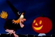 Pumpkn-witch