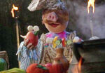 The Swedish Chef as a pig