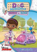 Doc McStuffins Mobile Clinic DVD