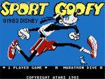 Sport Goofy - 1983 - Atari