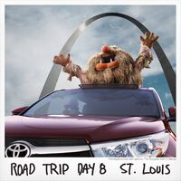 Toyota road trip day 8