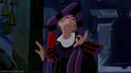 Judge Claude Frollo 3-0