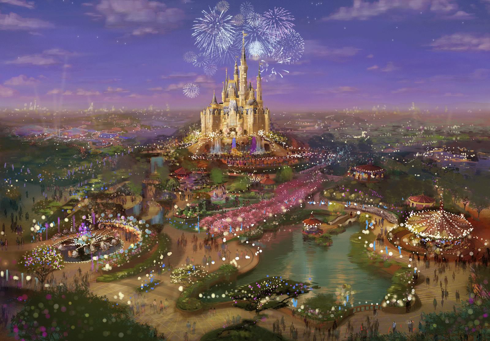 Shanghai Disneyland   Disney Wiki   Fandom powered by Wikia