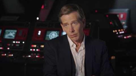 "Rogue One ""Krennic"" On Set Interview - Ben Mendelsohn"