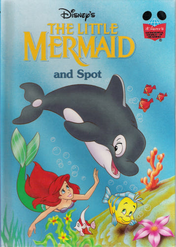 The Little Mermaid And Spot Disney Wiki Fandom Powered
