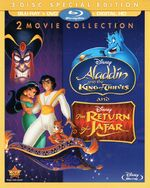 Aladdin 2 movie collection cover revealed