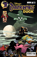Darkwing Duck Issue 8B