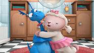 Stuffy and lambie2