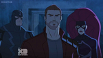 Black Bolt,Starlord and Medusa
