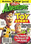 Disney Adventure Woody& Buzz