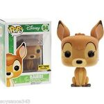 POP! - 94 - Flocked Bambi