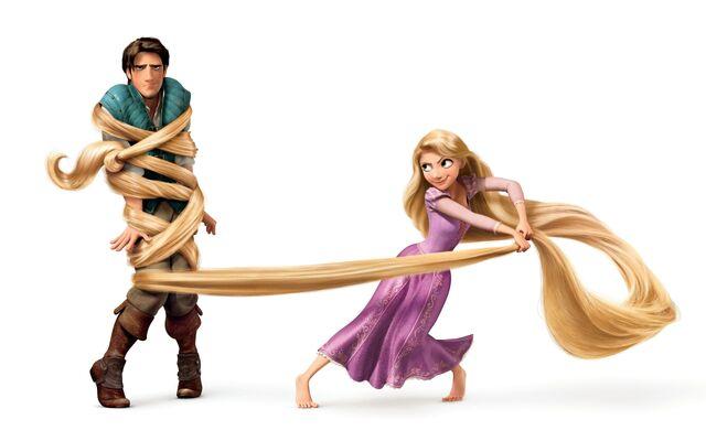 File:Rapunzel & Finn.jpg