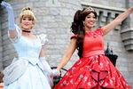 Cinderella and Elena