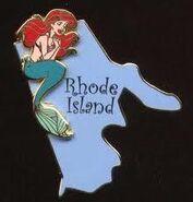 Rhode Island Pin