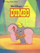 Dumbo big golden book