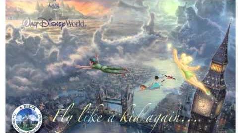 Fake Delta Disney Commercial