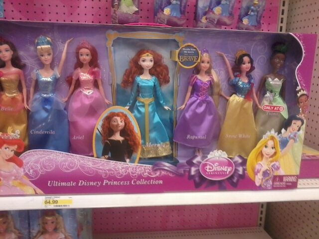 File:Ultimate Disney Princess Collection.jpg