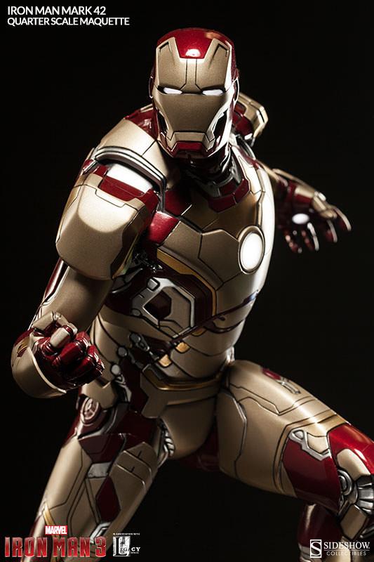 Image - 300353-iron-man-mark-42-003.jpg | Disney Wiki ...