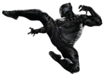 CW Panther Kick Render