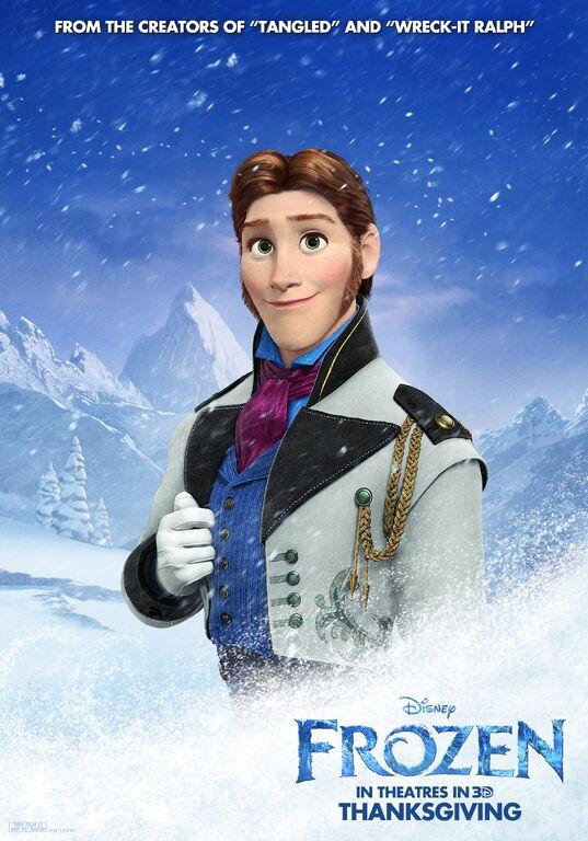 Alan Tudyk Frozen