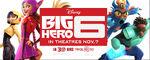 Big Hero 6 Promotional Image