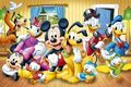 Posters-walt-disney-poster-mickey-and-friends-36-x-24-inches 7230 500