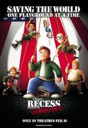 Recess schools out xlg