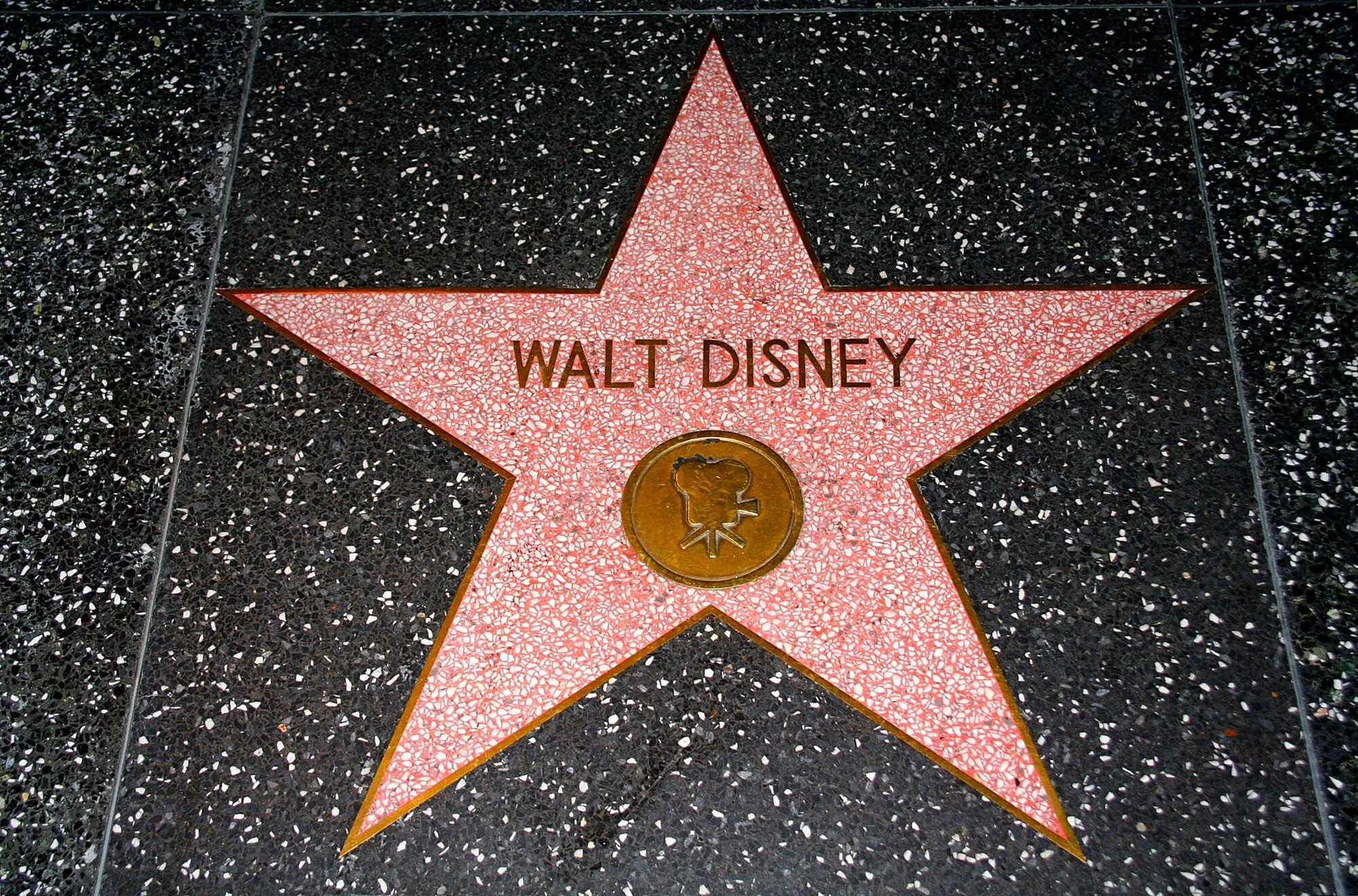 Hollywood Walk Of Fame 71