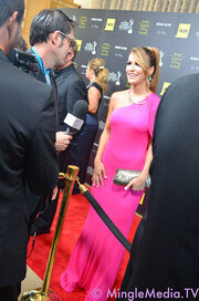 Chrishell Stause at The 39th Annual Daytime Emmy Awards DSC 0070