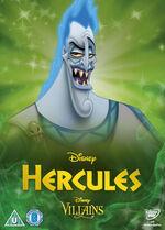 Hercules Disney Villains 2014 UK DVD